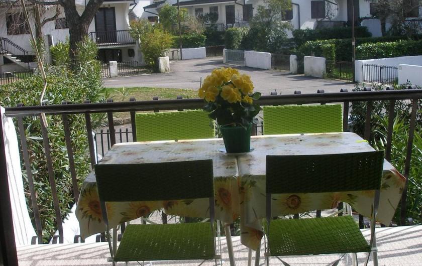 Location de vacances - Maison - Villa à Duna Verde - Terrasse