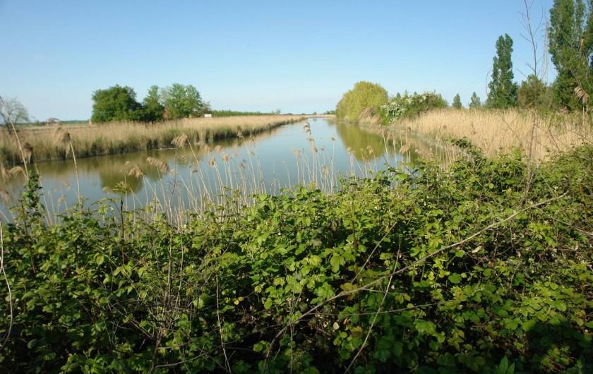 Location de vacances - Maison - Villa à Duna Verde - Les environs avec ses voie d'eaux