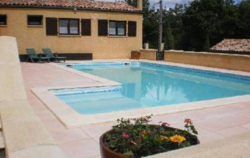 Location de vacances - Maison - Villa à Luzech