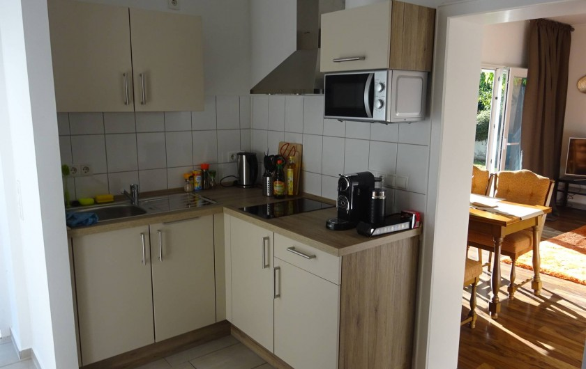 Location de vacances - Appartement à Linz am Rhein - Cuisine