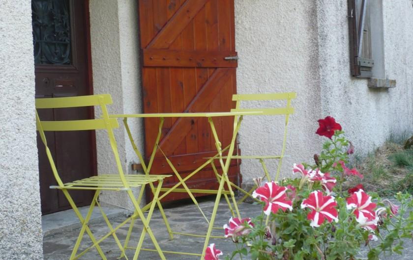 Location de vacances - Villa à Chirac