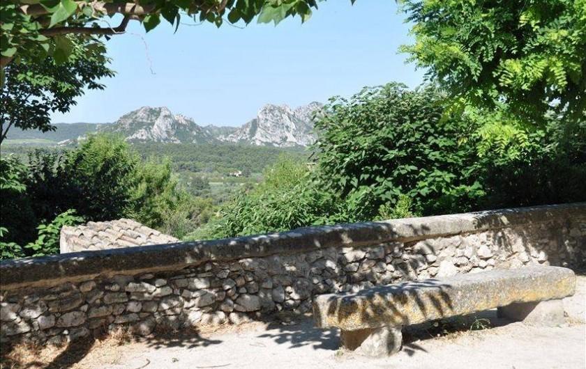 Location de vacances - Mas à Eygalières