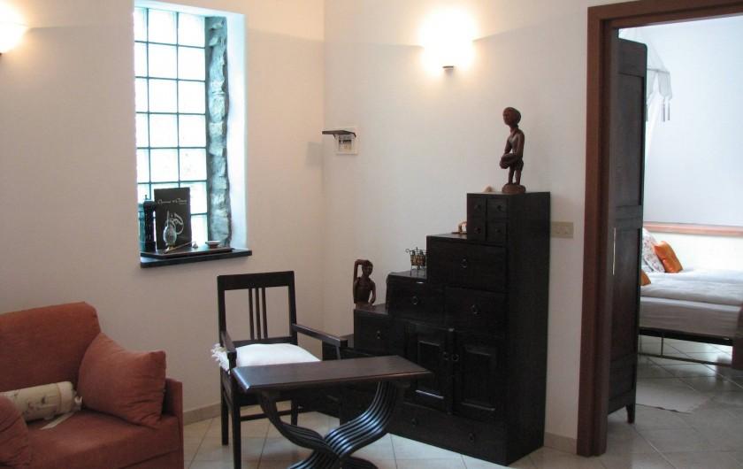 Location de vacances - Gîte à Villa Faraldi - sejour Luciana 2