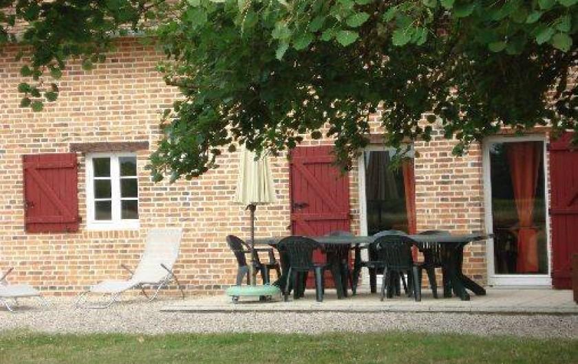 Location de vacances - Gîte à Chaumont-sur-Tharonne
