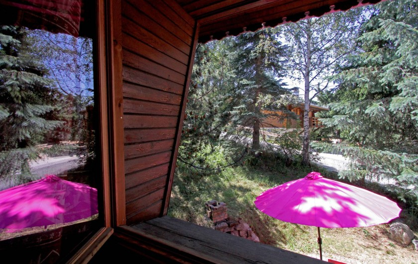 Location de vacances - Chalet à Les Deux Alpes - vue extérieur