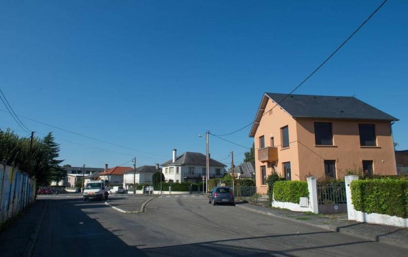Location de vacances - Studio à Bagnères-de-Bigorre
