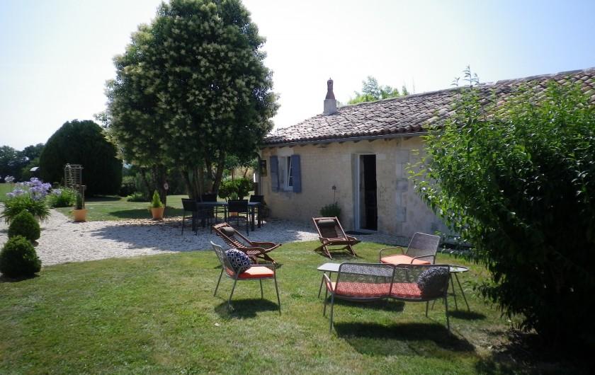 Location de vacances - Gîte à Vanzac - Bienvenue au gite du FOURNIL