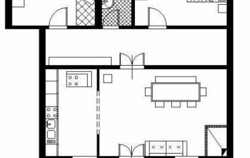 Location de vacances - Appartement à Reggello