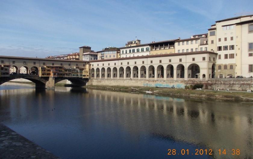 Location de vacances - Appartement à Reggello - Ponte Vecchio à Florence