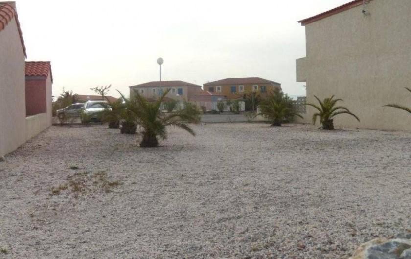 Location de vacances - Villa à Le Barcarès - Placette
