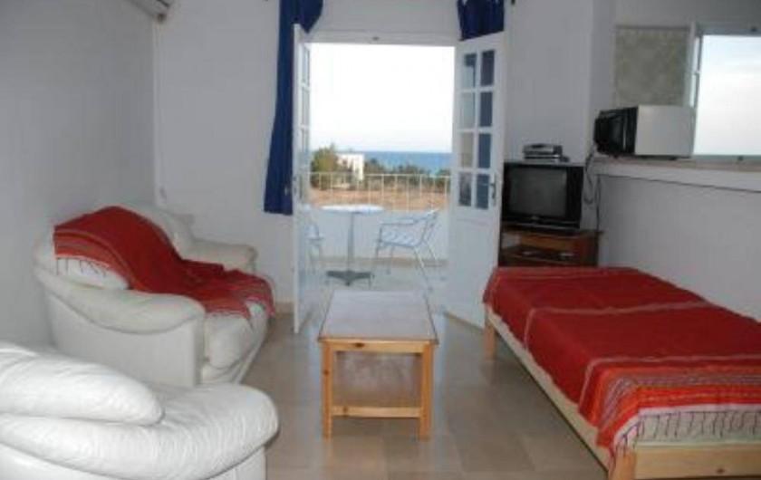 Location de vacances - Appartement à Hammamet