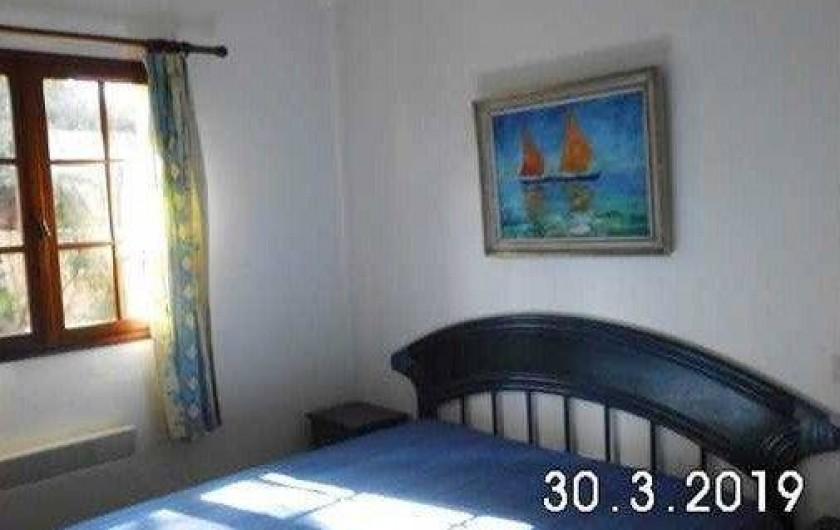 Location de vacances - Villa à Sainte-Maxime - la chambre n°1