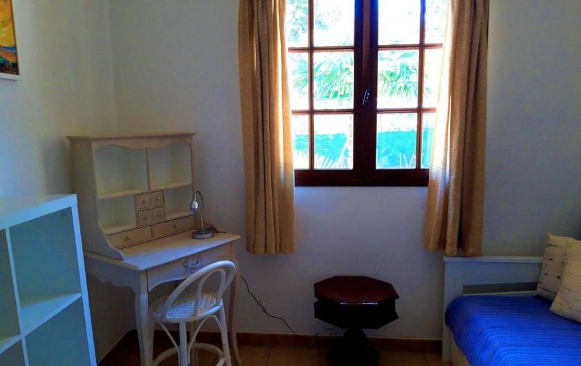 Location de vacances - Villa à Sainte-Maxime - la Chambre n° 2