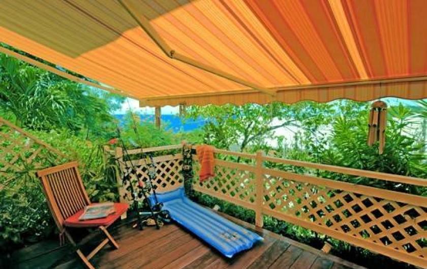 Location de vacances - Appartement à Les Anses-d'Arlet