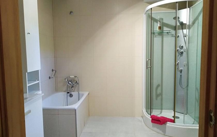 Location de vacances - Mas à Atzeneta del Maestrat - Salle de bain 1