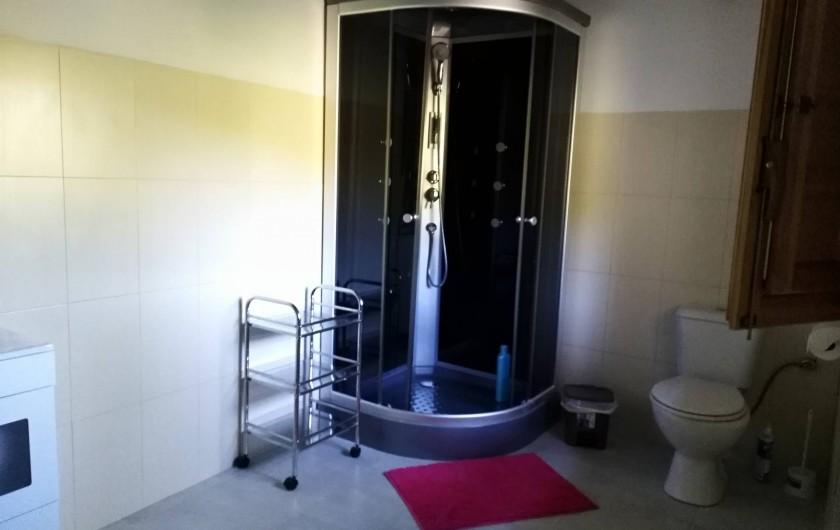 Location de vacances - Mas à Atzeneta del Maestrat - Salle de bain 2