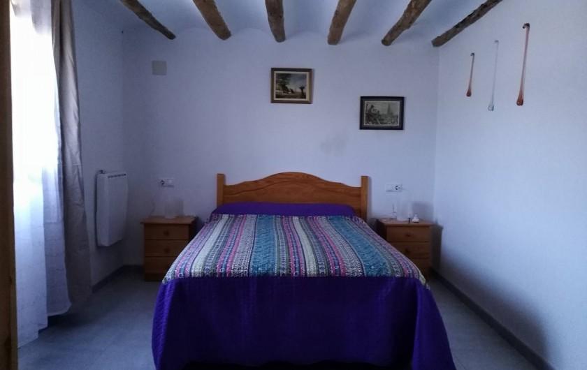 Location de vacances - Mas à Atzeneta del Maestrat - chambre 2