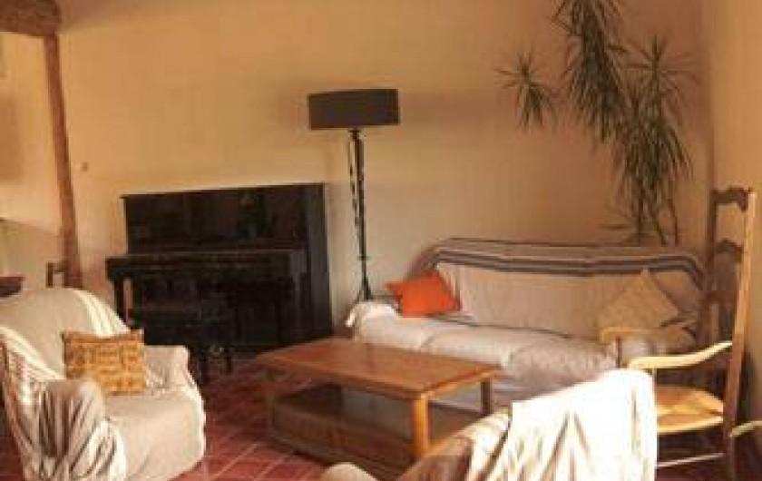 Location de vacances - Maison - Villa à Bussière-Badil