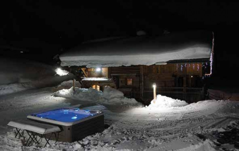 Location de vacances - Chalet à La Clusaz