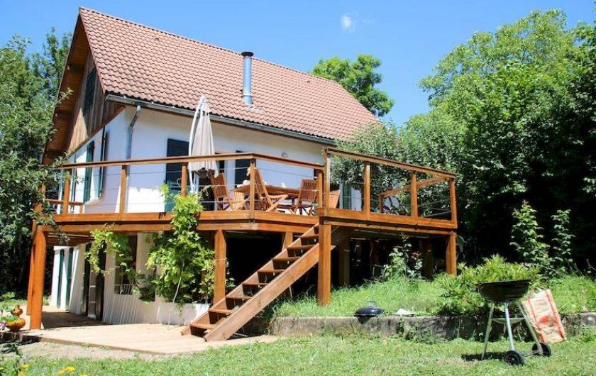 Location de vacances - Maison - Villa à Mens