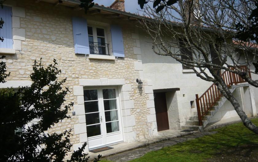 Location de vacances - Gîte à Saint-Aulaye - Le gîte chez Bardot vous souhaite la bienvenue