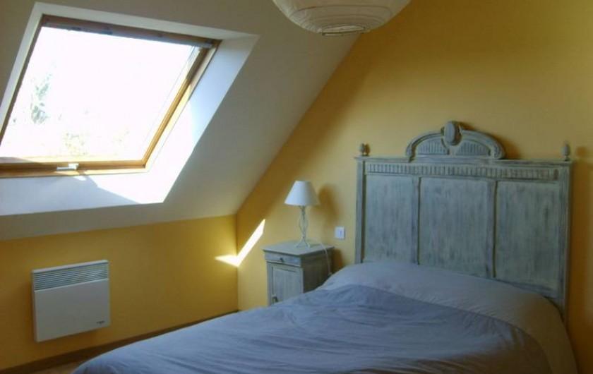 Location de vacances - Gîte à Calanhel - Chambre 1