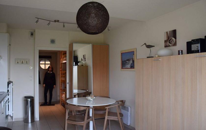 Location de vacances - Studio à Wimereux