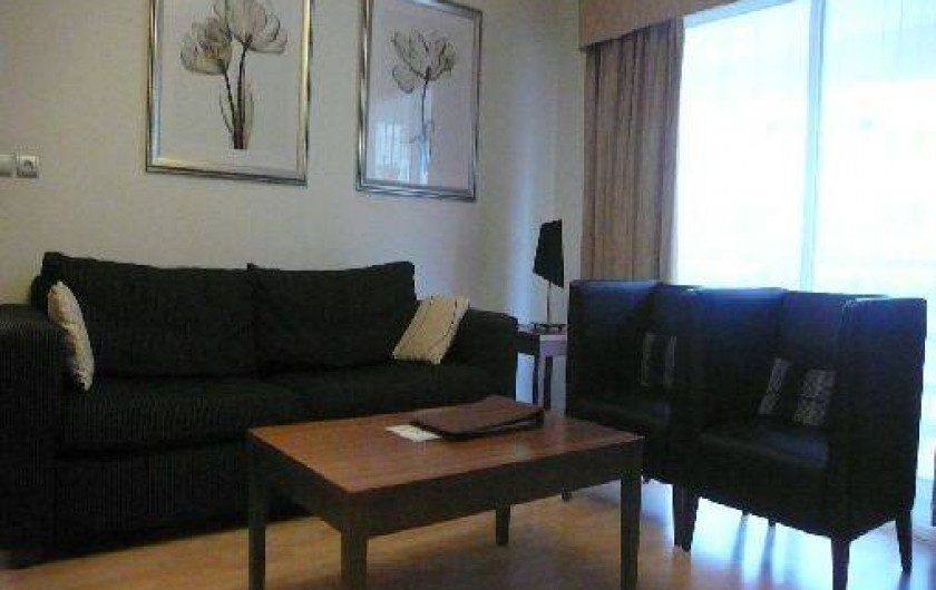 Location de vacances - Appartement à Vincennes