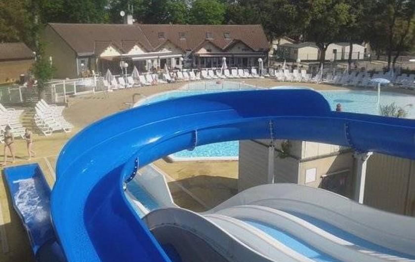 Location de vacances - Bungalow - Mobilhome à Saint-Brevin-les-Pins - Piscine, bar, restaurant