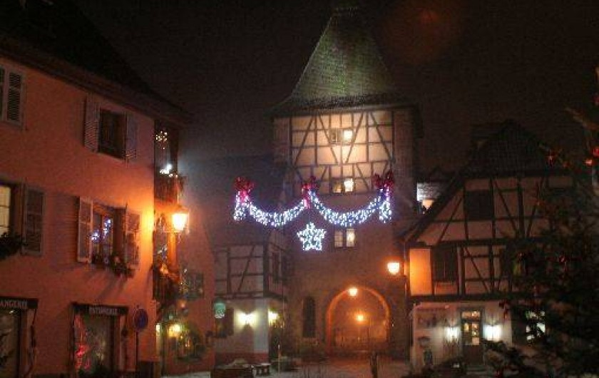 Location de vacances - Appartement à Turckheim