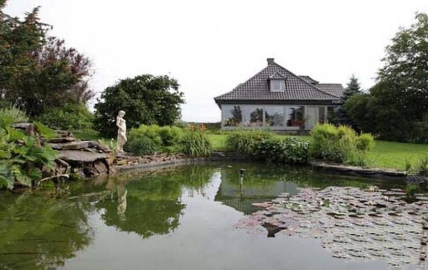 Location de vacances - Villa à Achet - Etang