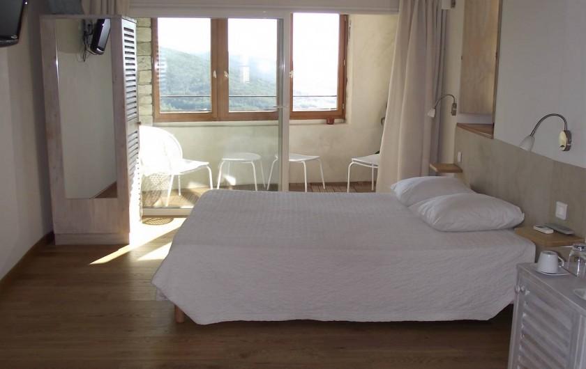 Location de vacances - Gîte à Le Poët-Laval - Chambre Toscane