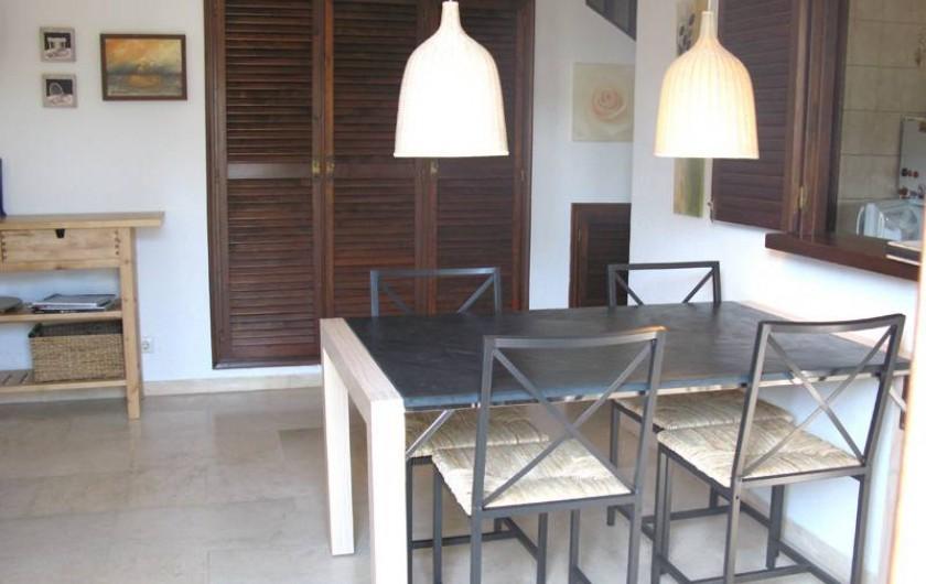 Location de vacances - Chalet à Marbella - salon
