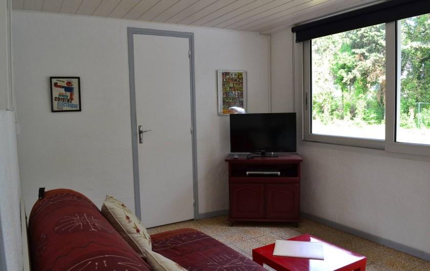 Location de vacances - Villa à Argelès-sur-Mer - Télé