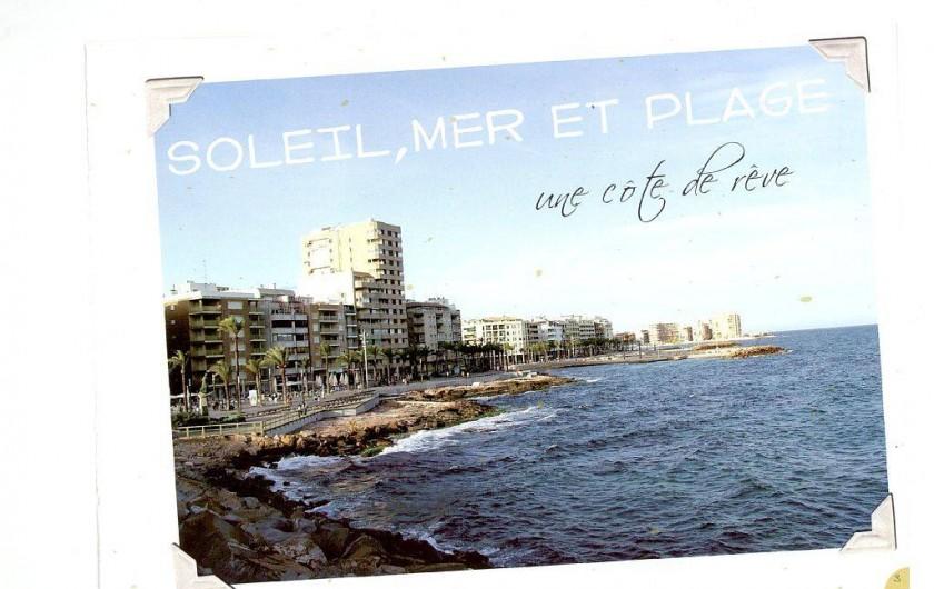 Location de vacances - Appartement à Punta Prima - Torrevieja