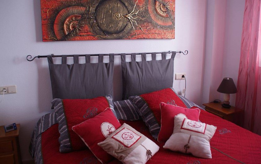 Location de vacances - Appartement à Punta Prima - Chambre 1