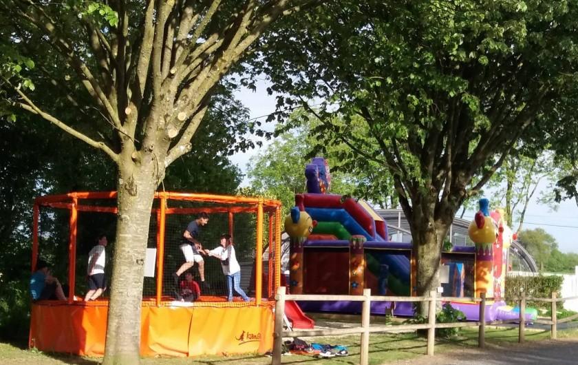 Location de vacances - Camping à Balleroy