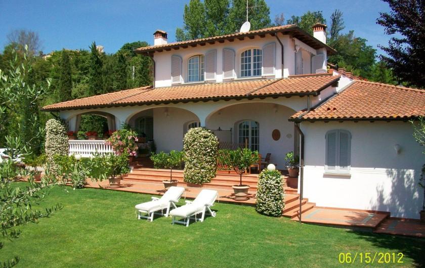 Location de vacances - Appartement à Gambassi Terme