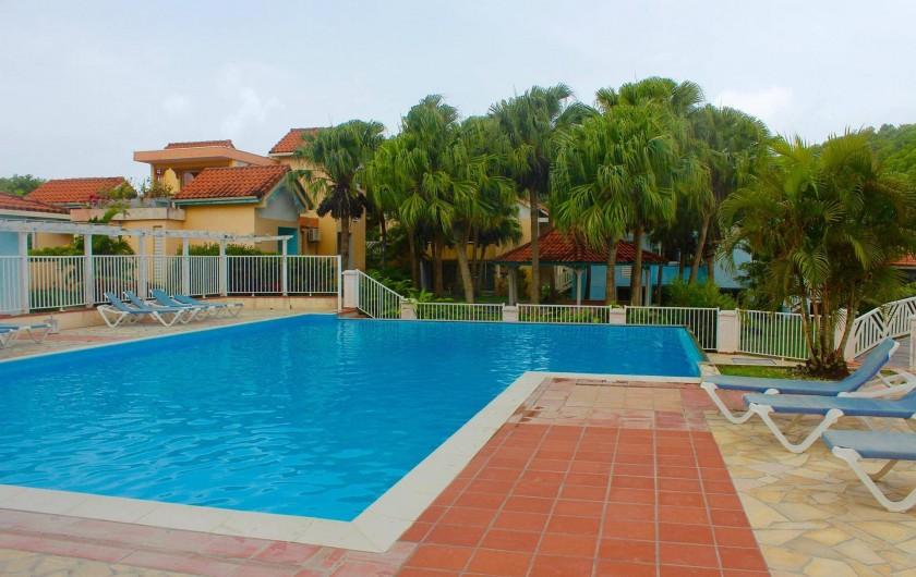 Location de vacances - Appartement à Sainte-Anne