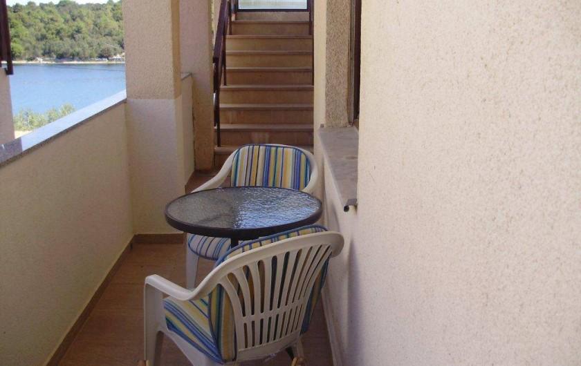 Location de vacances - Appartement à Veli Rat - L`apartement II