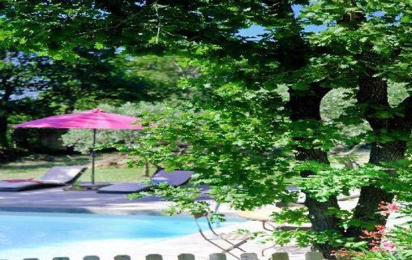 Location de vacances - Mas à Rognes