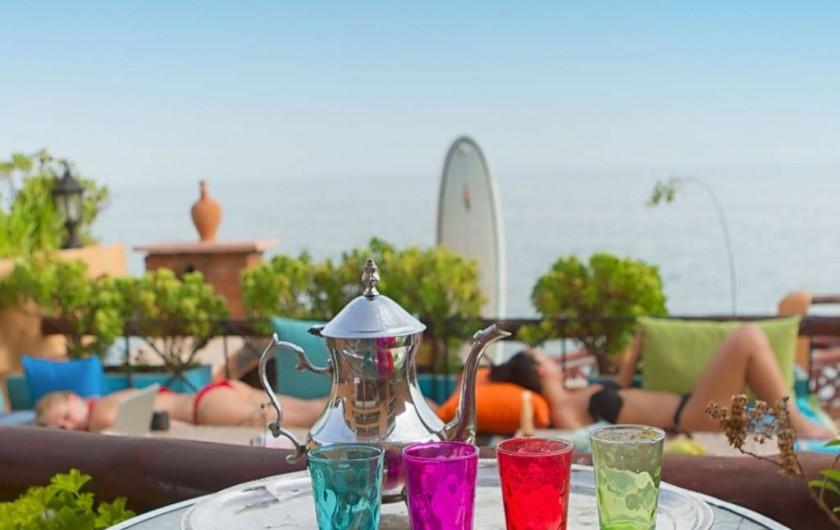 Location de vacances - Appartement à Agadir