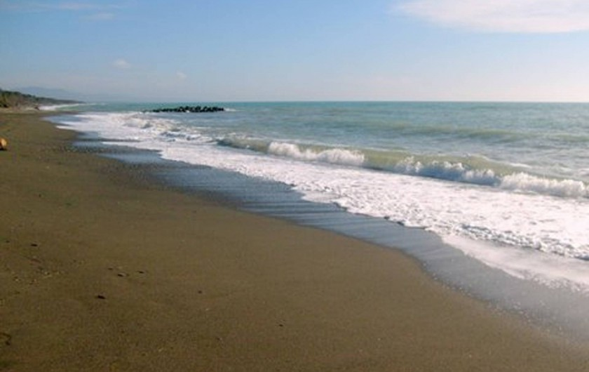"Location de vacances - Appartement à Guardistallo - ""Costa degli Etruschi"" - Plage libre au sud de Cecina marina  (plus de 10km )"