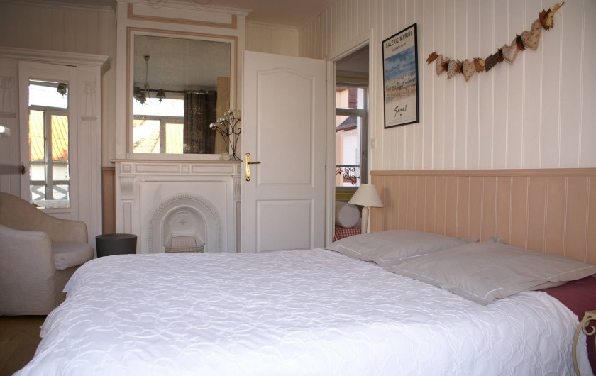 Location de vacances - Appartement à Le Touquet-Paris-Plage - autre vue Parent