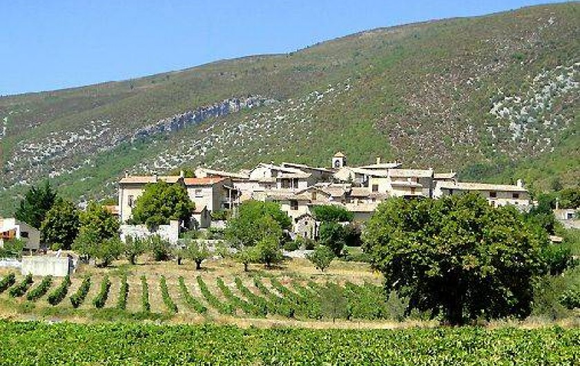 Location de vacances - Maison - Villa à Villeperdrix