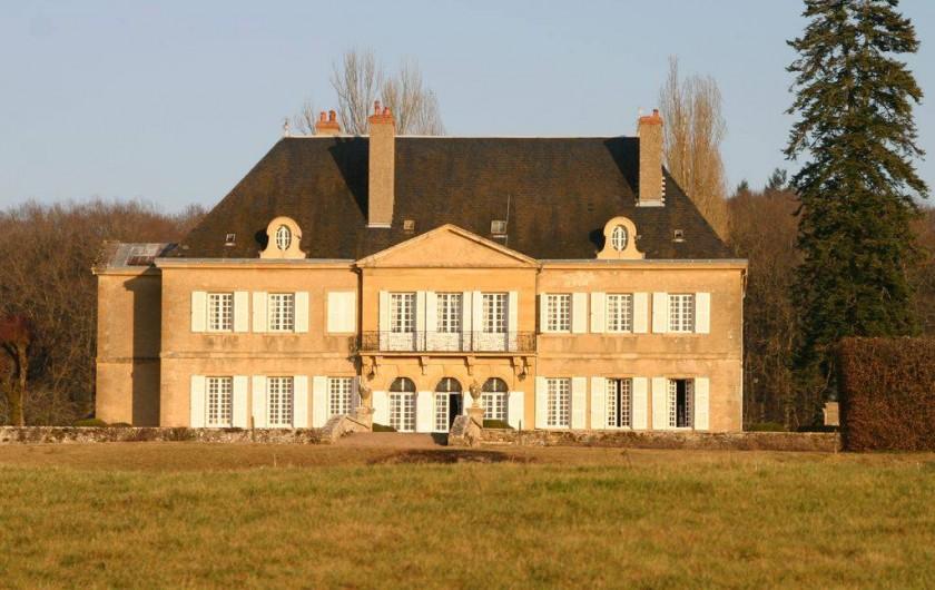 Location de vacances - Château - Manoir à Bourbon-Lancy