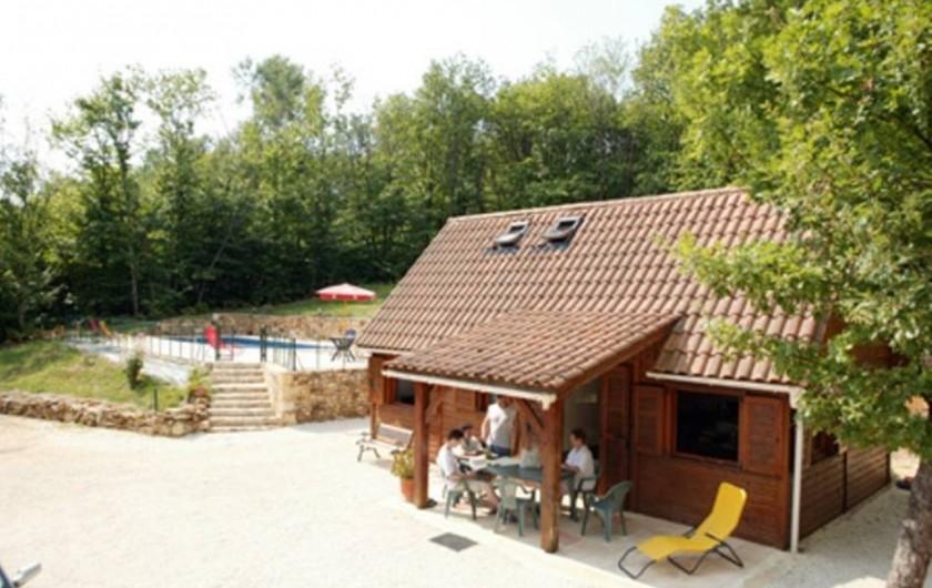 Location de vacances - Gîte à Plazac