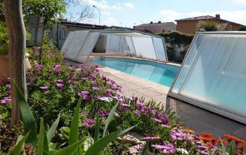 Location de vacances - Maison - Villa à La Crau - Piscine
