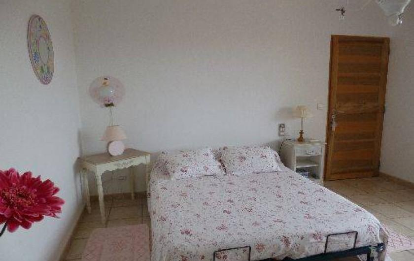 Location de vacances - Maison - Villa à La Crau - Chambre
