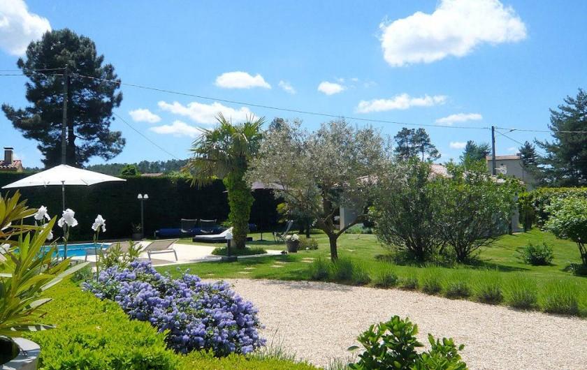 Location de vacances - Chambre d'hôtes à Mercuer